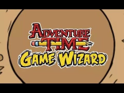 Время приключений: Магистр игр / Adventure time: Game wizard