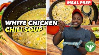 White Chicken Chili or Lime Dorito Soup?
