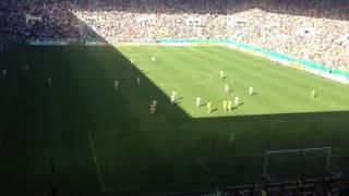 TOR Aachen - Mönchengladbach 0:2