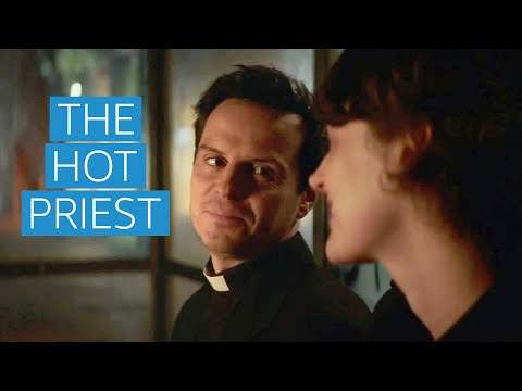 Fleabag TV Show | The Hot Priest Serves 2 Min of Heat | Prime Video