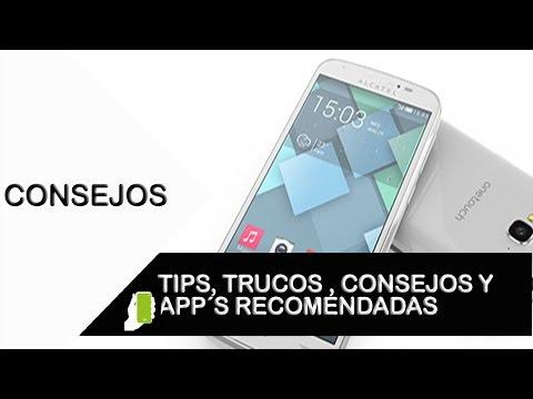 Alcatel POP C7 Tips, Trucos, Consejos y App´s Recomendadas