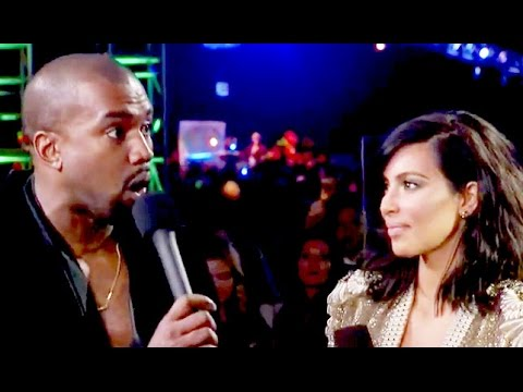 Kanye West Loses His Mind On Live Grammys Post Show - VIDEO