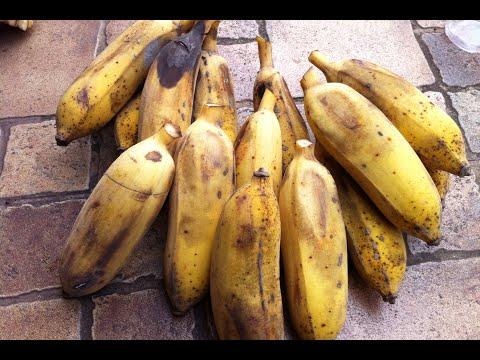 How To Make Banana Carp Bait(107)DIY - Fishing Tips - Mồi Chuối Câu Cá Chép