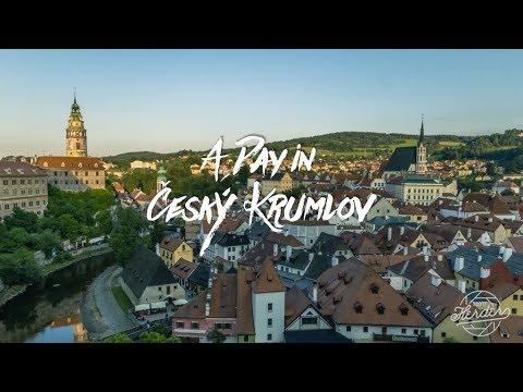 A Day in Česky Krumlov