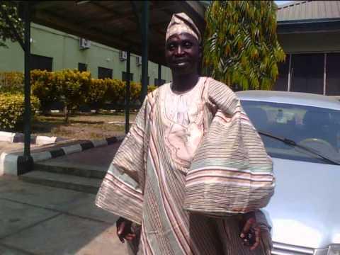 OGBENI ADESOYE OMOTOSO.  BEST YORUBA  RADIO PRESENTER, BOTH O.G.B.C AND RADIO NIGERIA IBADAN thumbnail