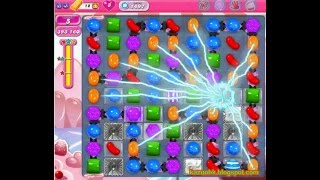 Candy Crush Saga - Level 1497 (3 star, No boosters)