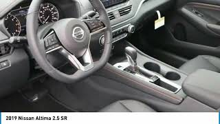 2019 Nissan Altima Used 2019 Nissan Altima 2.5 SR 190499