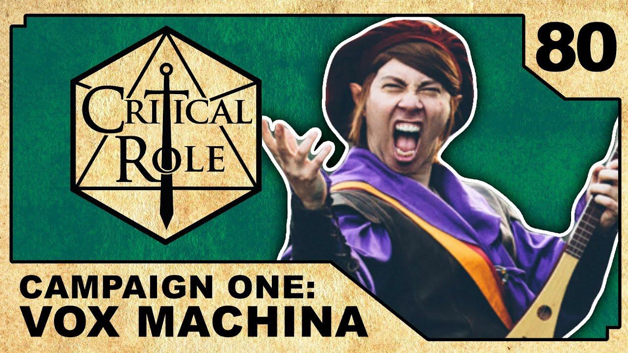 Download Raishan   Critical Role: VOX MACHINA   Episode 80