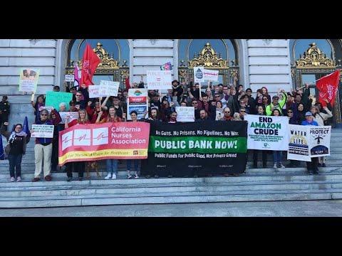California Legalizes Public Banking