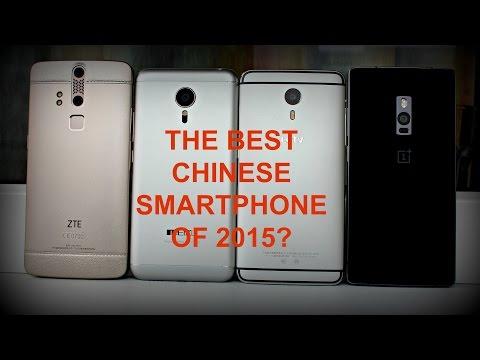 Best Chinese Smartphones 2015 Comparison - OnePlus 2 vs Letv Le 1 Pro vs ZTE Axon vs Meizu MX5
