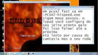 Configuração Pcsx2 Pc Fraco