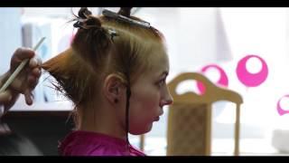 Вариант стрижки для тонких волос