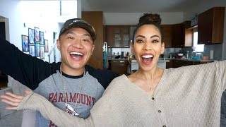 We're Pregnant! - Surprising our Family & Friends