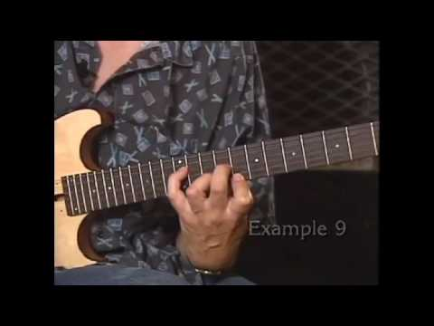 Allan Holdsworth - Voicing Chord