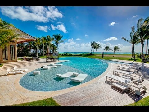 Punta cana luxury homes for sale youtube for Homes for sale dominican republic punta cana