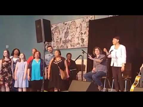 Pastor Pat Wright & The Total Experience Gospel Choir