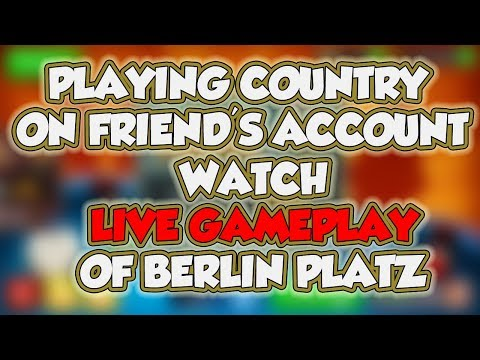 [LIVE] World Topper (Big Albania) vs GamingWithK in Live Gameplay of Berlin [First Time Voice Over]