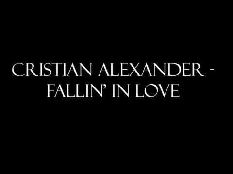 Cristian Alexander - Stay With Me