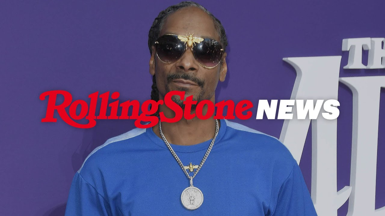 Snoop Dogg Thanks Trump for Pardoning Death Row Records Co-Founder | RS News 1/22/21