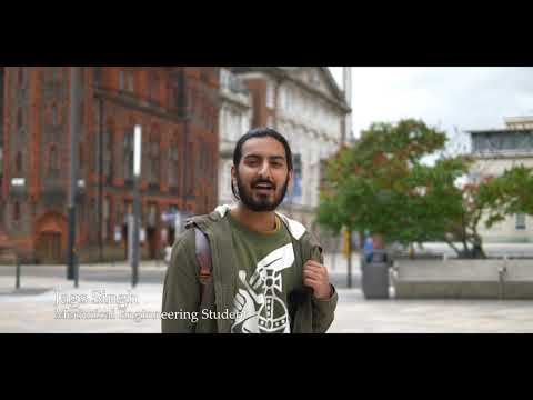 Uni Of Liverpool 2019 Welcome Film