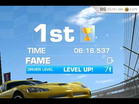 Real Racing 3 | Lapping Cars