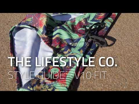 Learn more about the V10 Swimwear fit!