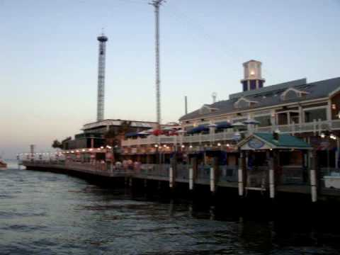 USA Texas Houston Kemah Board Walk YouTube