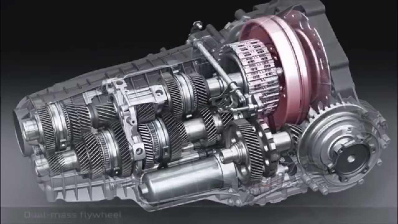 Cambio S Tronic 2015 De 7 Velocidades Para Motor