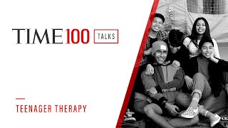 The Hosts of Teenager Therapy | TIME100 Talks Spotlight