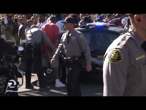 Melee breaks out at Alameda County Fair
