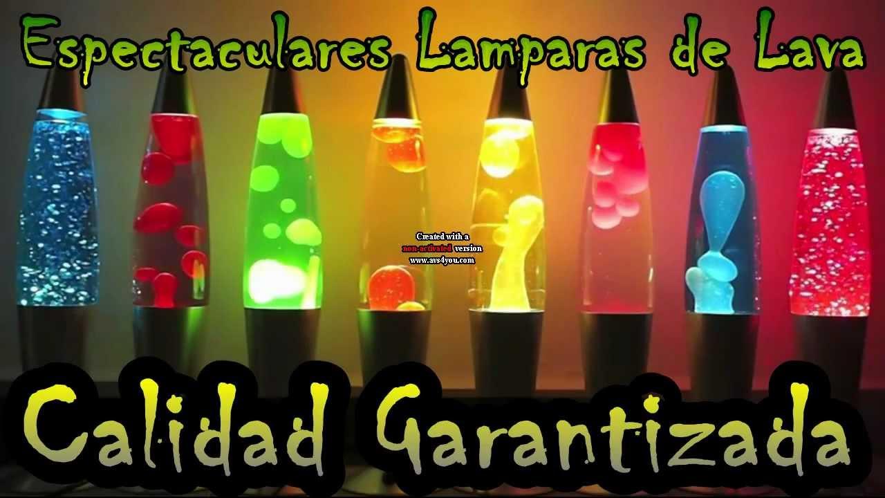 Lamparas de lava youtube - Como decorar tulipas de lamparas ...