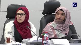 الأردن .. مدير عام قوات الدرك يلتقي وفداً من مركز شابات ذيبان - (27-11-2018)