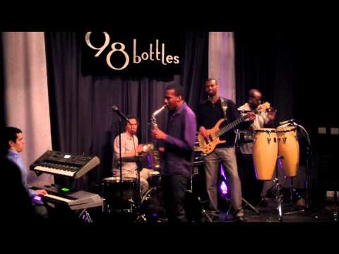 Love on Top - Curtis Brooks  (Smooth Jazz Family)