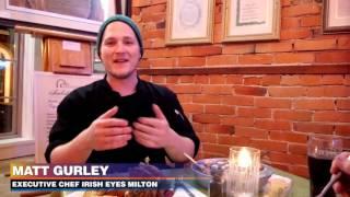 Coastal Cuisine: Irish Eyes In Milton, DE