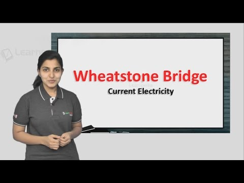 Simple trick to understand Wheatstone Bridge. JEE Physics XII Current Electricity