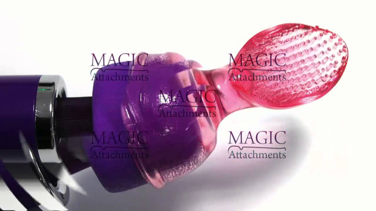 Magic wand attachments for magic wand massager youtube for Wand attachments