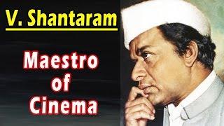 V. Shantaram - Biography