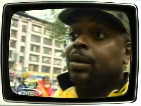 9/11 Montel At Ground Zero Sept 14 2001