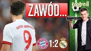 Bayern zawiódł, Lewy krytykowany, a Real?