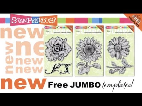 Innovations From Stampendous CHA 2013