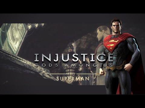 Injustice: Gods Among Us | Episode 13 - DOOMSDAY CAN U NOT!! (Chapter 12 - Superman)