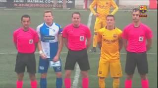 Ebro vs Barcelona B full match