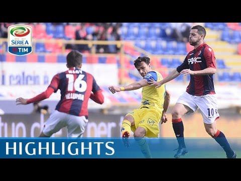 Bologna - Chievo - 4-1 - Highlights - Giornata 29 - Serie A TIM 2016/17