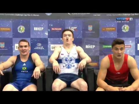 Osijek Zito World Cup Gymnastics 2017 | EF Men's FX