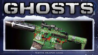 "Call of Duty GHOST - FREE ""Christmas"" DLC!"