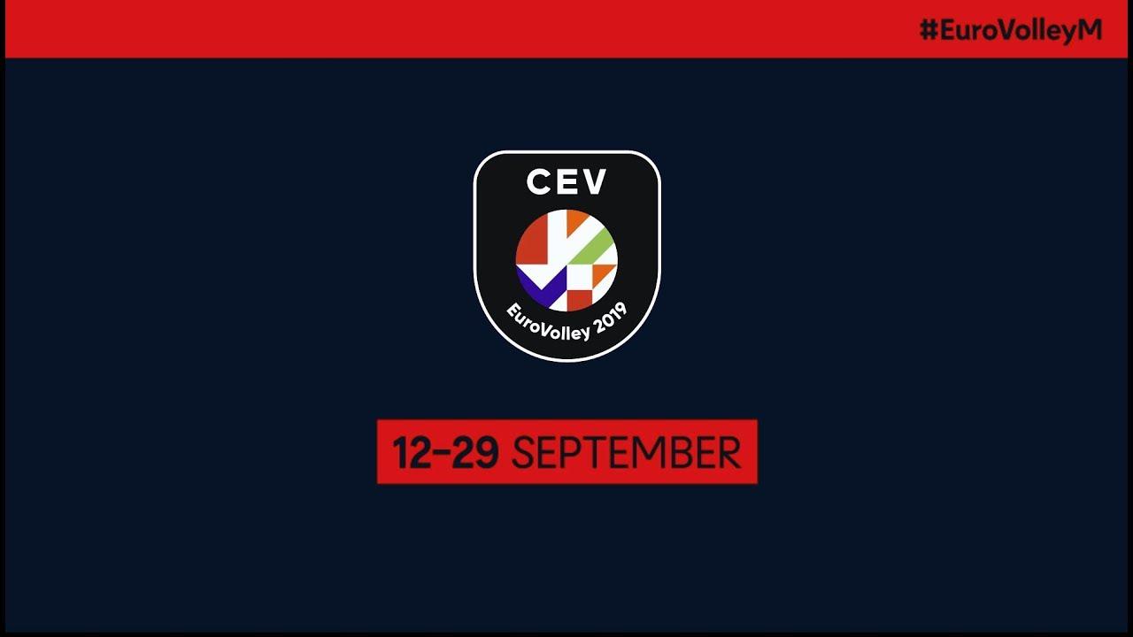 #EuroVolleyM | Event Trailer