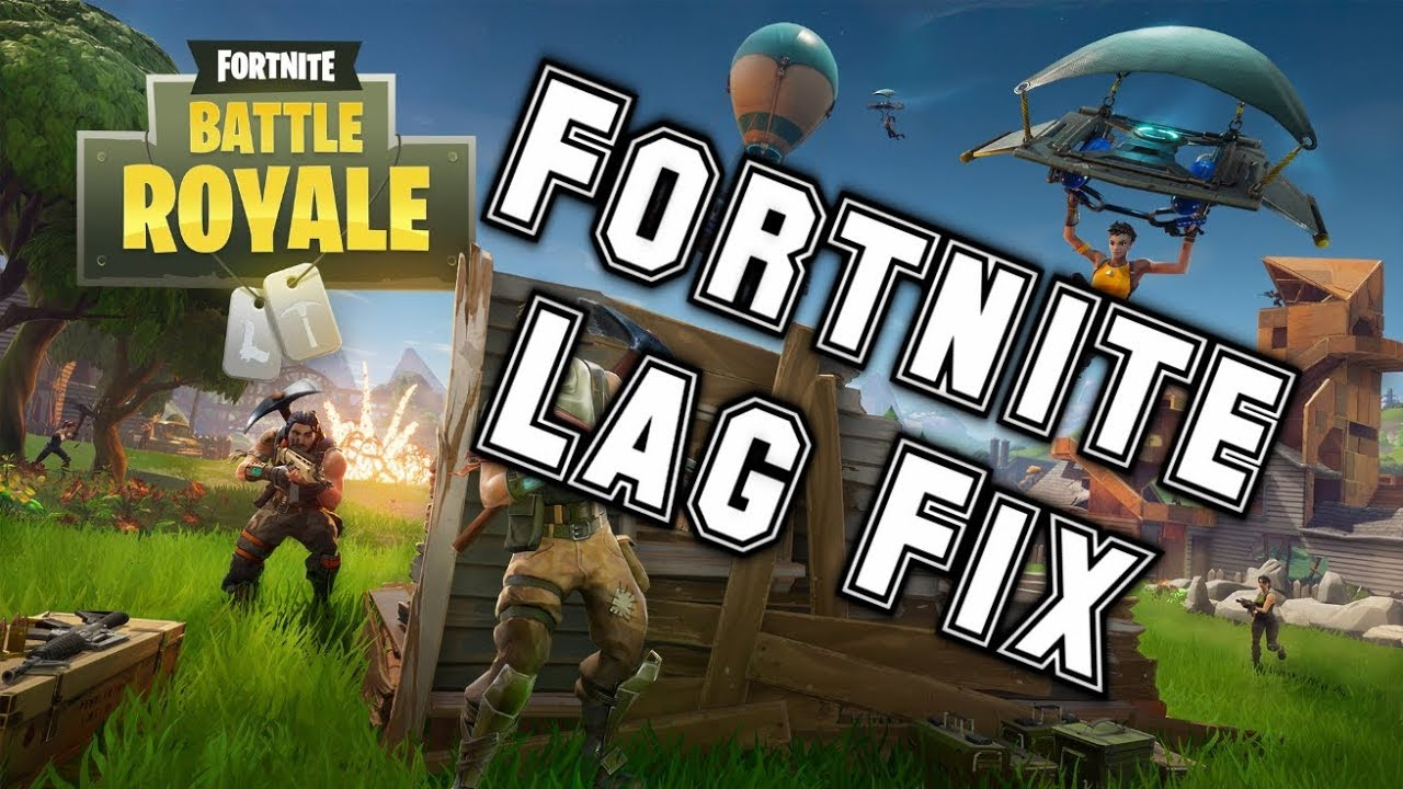 Easy Ways To Fix Your Fortnite Lag!!! (HOW TO FIX HIGH PING)