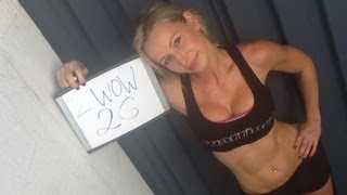 Zuzana Light - ZWOW #26 PREVIEW This Is SWEAT