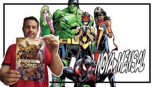 Homem-Aranha & Os Campeões