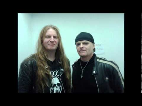 Tom G. Warrior from Triptykon interview Glasgow Dec 2014